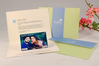 TisBest Wedding Charity Gift Card