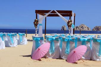 Cabo San Lucas Beach Wedding