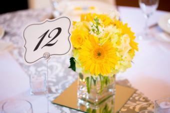 Three DIY Wedding Flower Centerpieces to Make