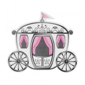 Carriage Wedding Favor Box