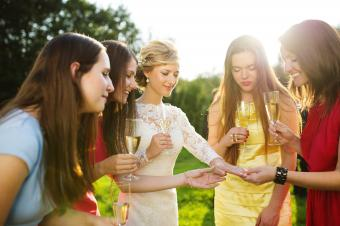 What Colors Are Okay to Wear to Weddings?