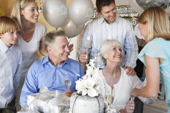 Wedding Anniversary Themes