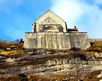 Church at Stevn Klint