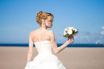 Rhinestone Hair Accessories for the Beach