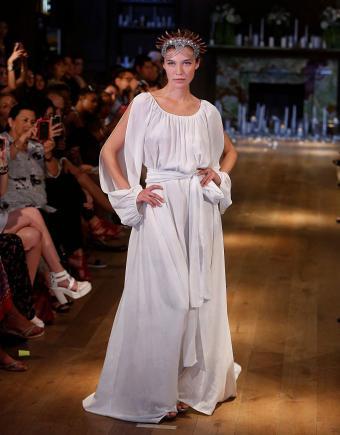 LA Fashion Council show featuring ODYLYNE