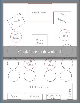 Click to download this table layout.