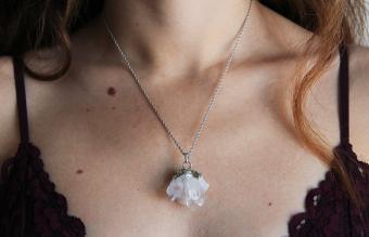 Glass/Crystal jewelry