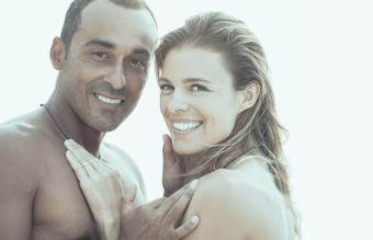 positive naked couple