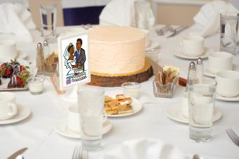Free Clipart of Brides and Grooms