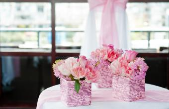 Creative Camo Wedding Centerpieces You'll Love