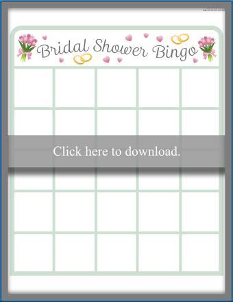 Original Bingo Cards 1 wedding v2