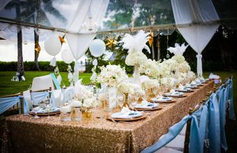 Great Gatsby wedding theme