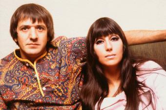 Sonny & Cher 1965 in London