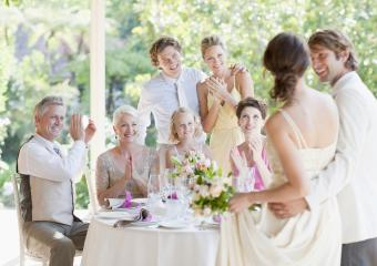 Grand Entrance Songs for the Wedding Party
