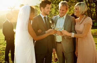 Gift Ideas for the Wedding Couple's Parents