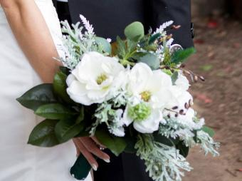 Magnolia Wedding Flowers