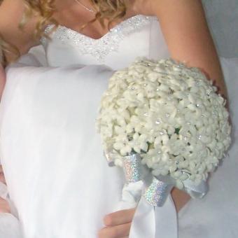 Stephanotis bouquet