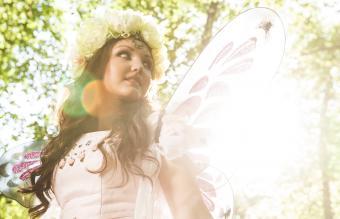 Fairy Wedding Dresses