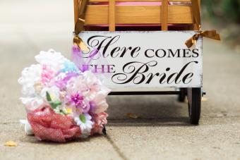 Wedding Wagons for Kids