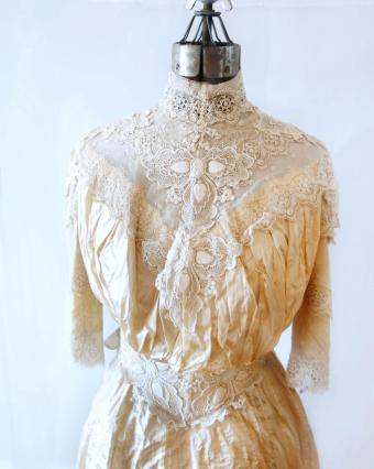 Lightkeeper's Wedding Dress