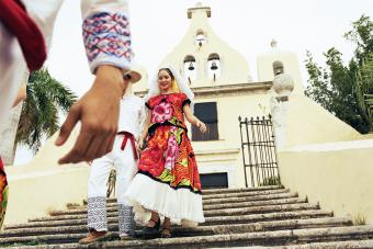 Finding Traditional Mexican Wedding Dresses