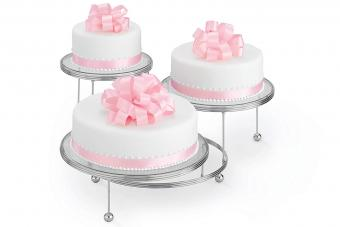Wilton Cakes 'N More 3-Tier Cake Stand