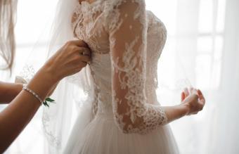 Bella Swan's Wedding Dress