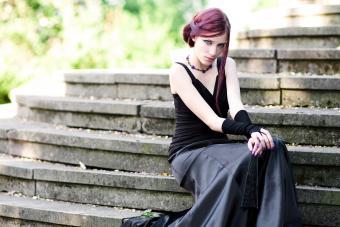 Punk Goth Wedding Dresses
