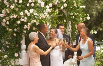 Pictures of Wedding Arches