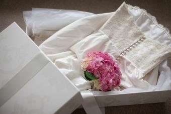 How to Store Your Wedding Dress Properly