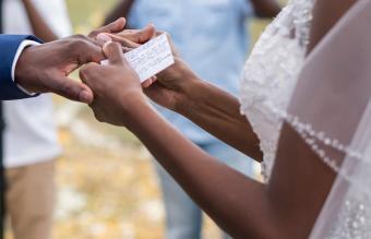 Contemporary Wedding Vows