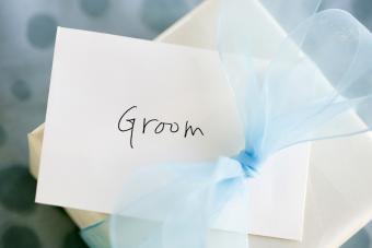 Wedding gift to groom