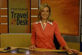 Jennifer Carfagno at The Weather Channel