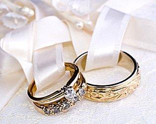Wedding Ring Pillows