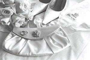 Personalized Bridal Purses