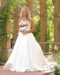 Cinderella wedding gowns lovetoknow for A storybook ending bridal prom salon