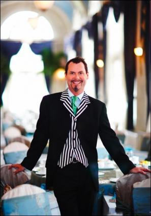 """Steve Kemble, """"America's Sassiest Lifestyle Guru"""""""