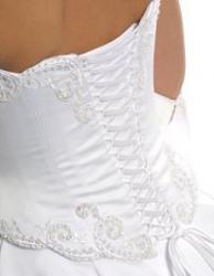 corset wedding dresses  lovetoknow