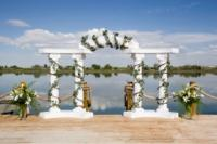 Wedding Backdrop Decoration