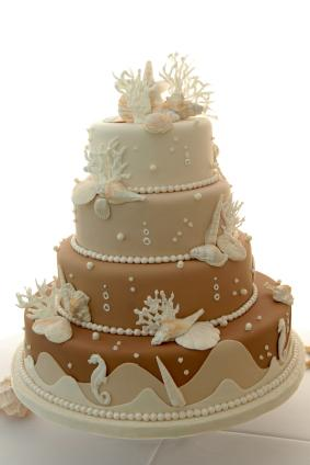 summer themed wedding cakes wedding cakes lovetoknow 20593