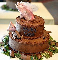 Redneck Cake Decorations