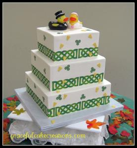 Traditional Irish Wedding Cakes Lovetoknow