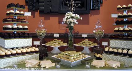 Wedding Cake Display Tables Lovetoknow