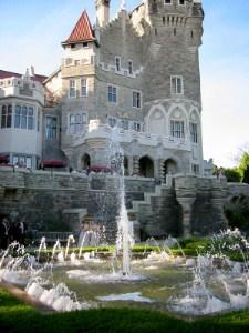 Casa Loma in Canada