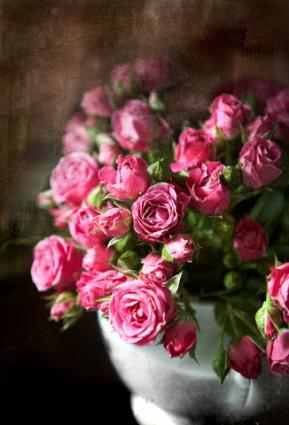 pick rose bouquet