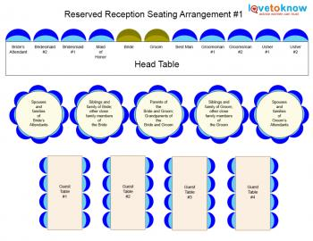Reserved Seating Option 1