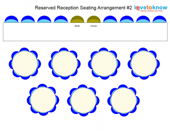 Blank Seating Arrangement 2