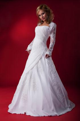 Modest Wedding Dresses Lovetoknow