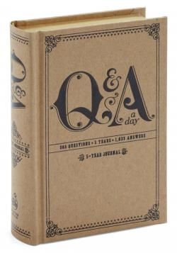 Q&A a Day Five Year Journal from ModCloth