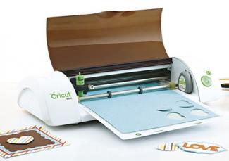 Cricut mini personal die cut machine